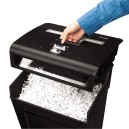 Fellowes P-48C Personal Shredder Open