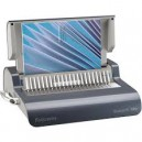 Fellowes Quasar E 500 Plastic Comb Binding Machine Front