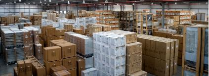 ShreddersDirect Warehouse